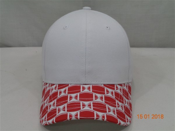 Baseball Cap- Collegiate Cardinal 187