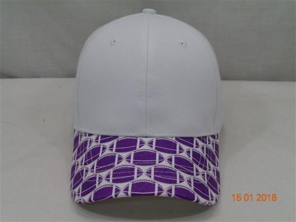Baseball Cap- Collegiate Purple 268