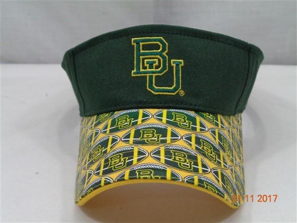 Baylor University Sun Visor-Green