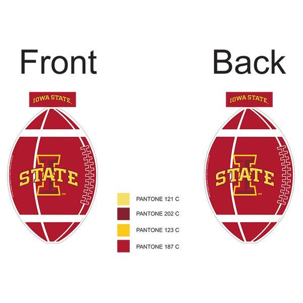 Iowa State University Garden Flag - Iowa State University