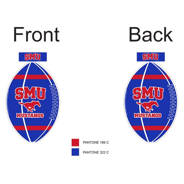 Southern Methodist University Garden Flag