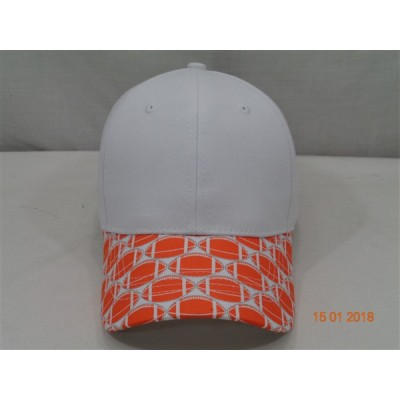 Baseball Cap- Collegiate Orange 172