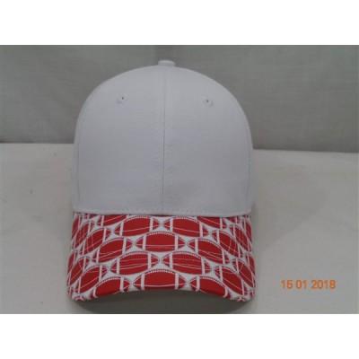 Baseball Cap- Collegiate Red 200