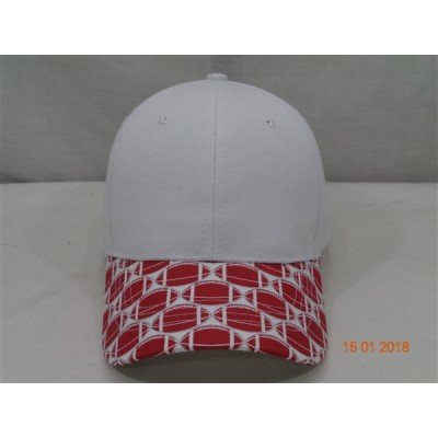 Baseball Cap- Collegiate Crimson 201