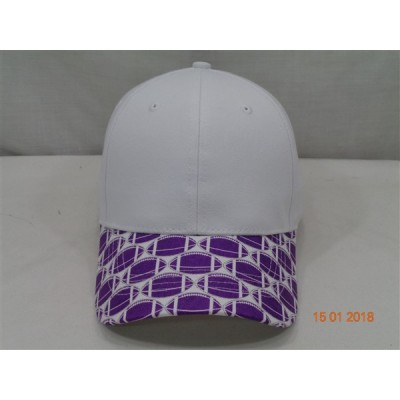 Baseball Cap- Collegiate Purple 268