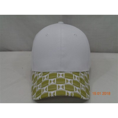 Baseball Cap- Collegiate Gold 4515