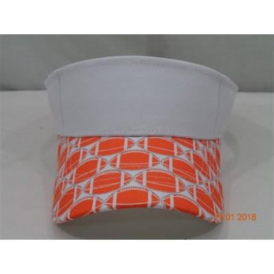 Sun Visor- Collegiate Orange 172